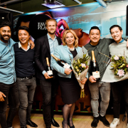 Founders Foodhallen nr. 1 in 'Top 100 Food Influencers List 2016'