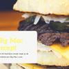 Big Mac recept 2.0