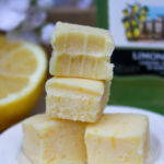 Limoncello fudge
