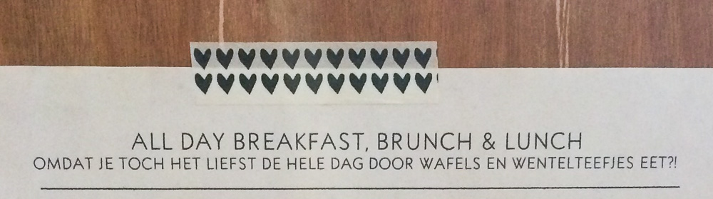Blur concept store & all day breakfast, brunch and lunch Amersfoort
