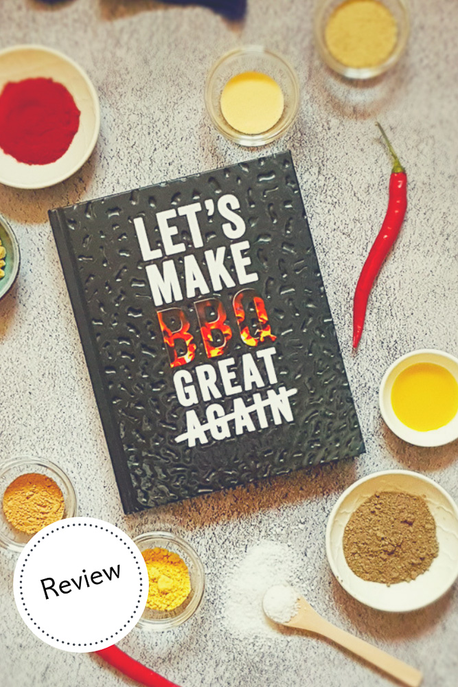Review Let's make BBQ great (again) kookboek