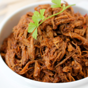Slowcooker pulled beef