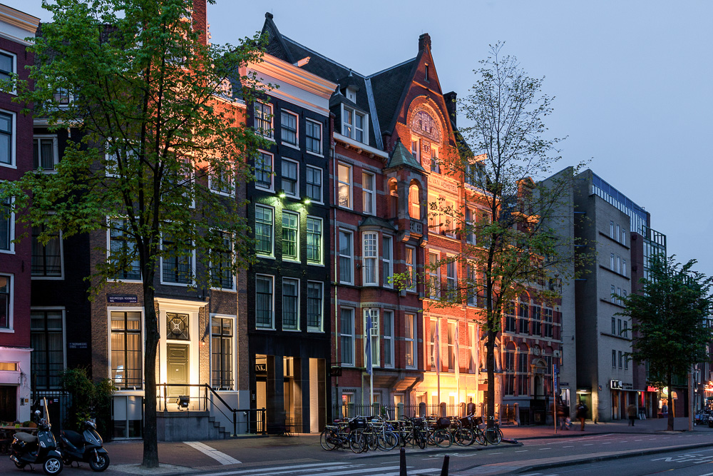 building, INK Amsterdam MGallery
